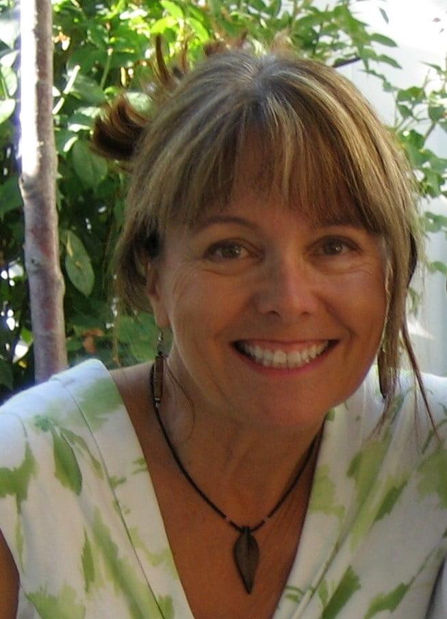 Author Sally McBride