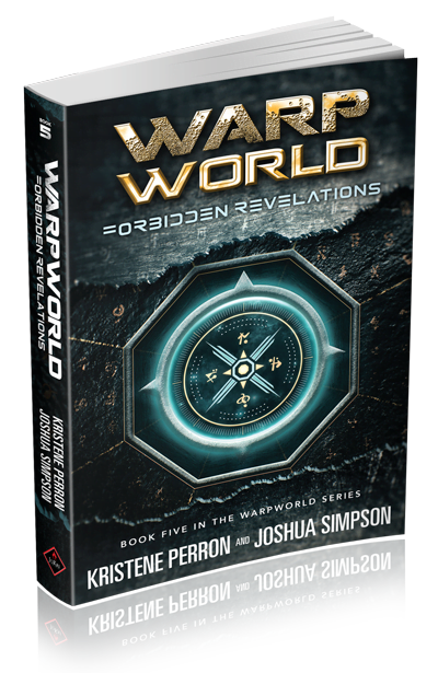 Book Cover for Warpworld 5
