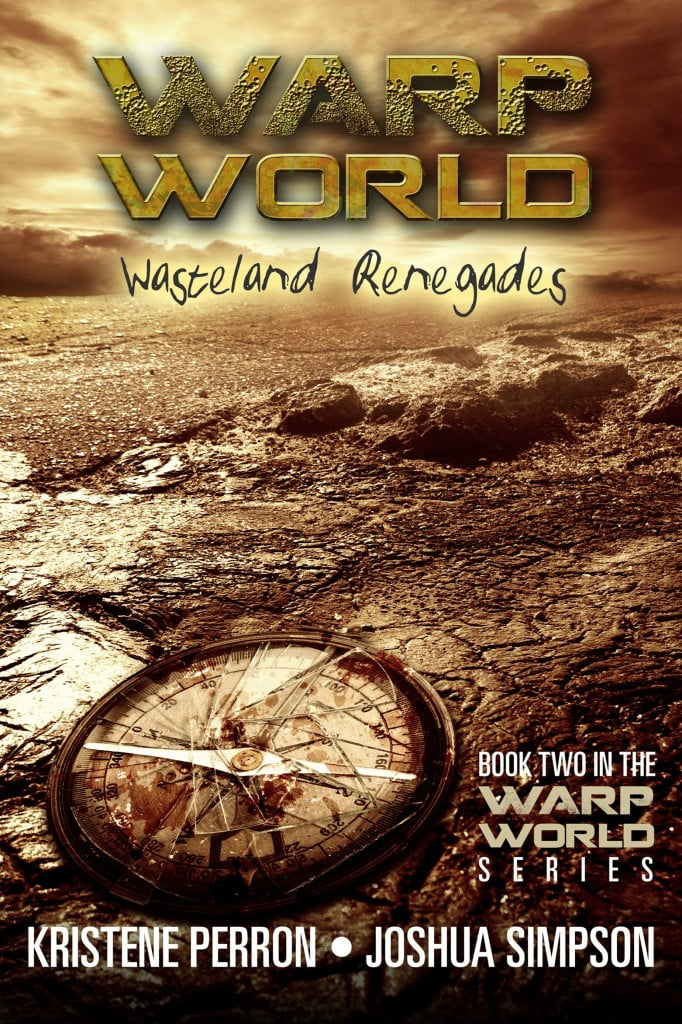 Wasteland Renegades Warpworld Book Two