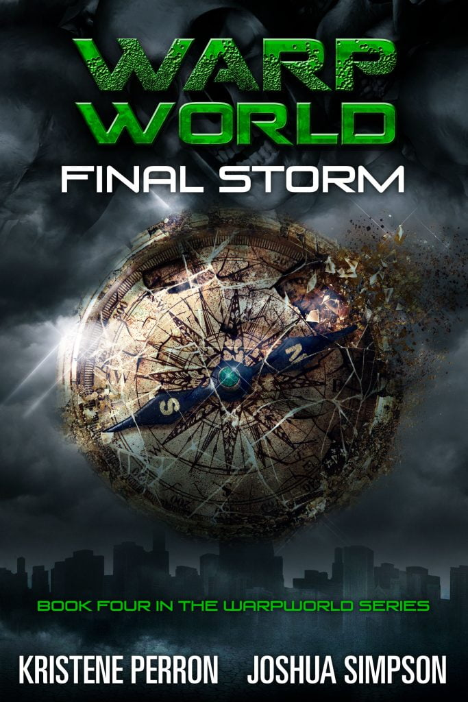 Warpworld Final Storm cover