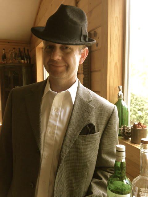 author Alistair Kimble