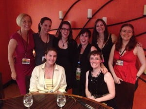 Worldcon 2013 women