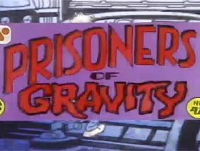 Prisoners of gravity logo