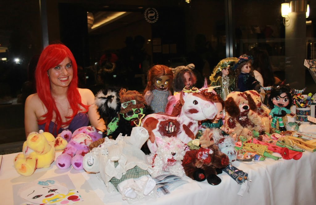 Zombie dolls at VCON 39