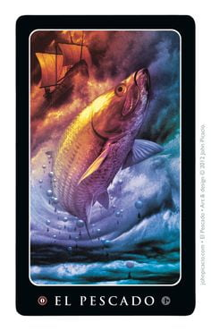 El Pescado by John Picacio