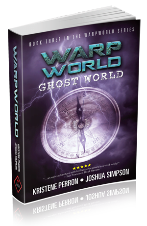 Ghost World, the third book in the series