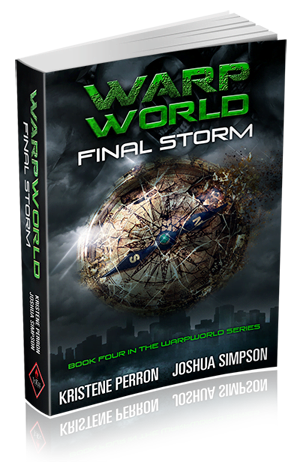 Final Storm: The fourth book is now out!